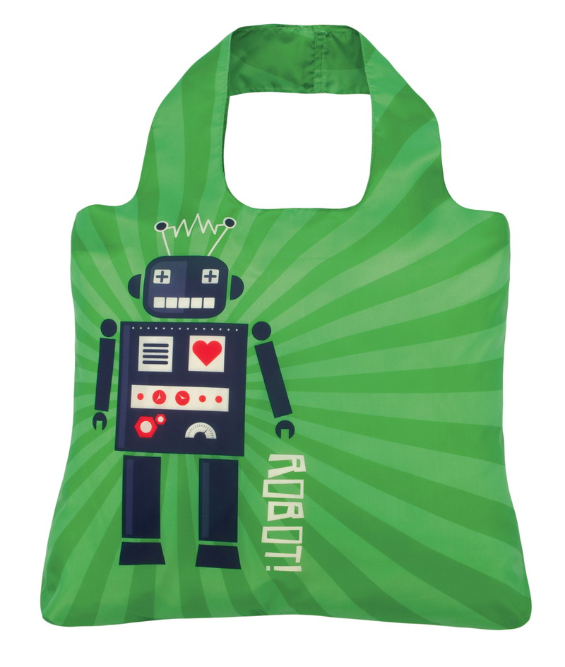 Kids Bag 12 (ROBOT)